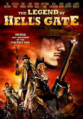 LEGEND OF HELLS GATE BY BALFOUR,ERIC (DVD)