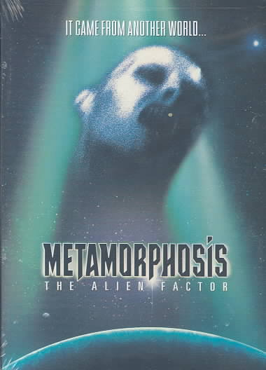 METAMORPHOSIS:ALIEN FACTOR BY GERRARD,GEORGE (DVD)